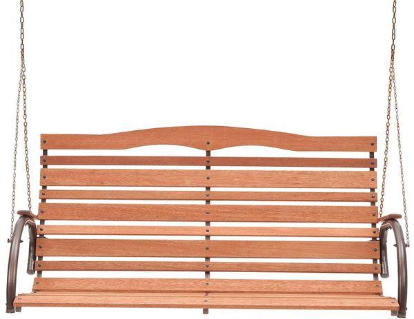 9 Best Porch Swings 2018 The, Patio Swing Springs
