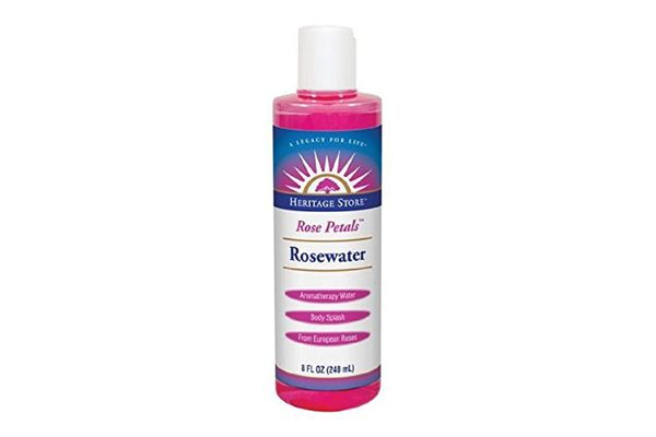 Heritage Products Rosewater Petals 8 oz.