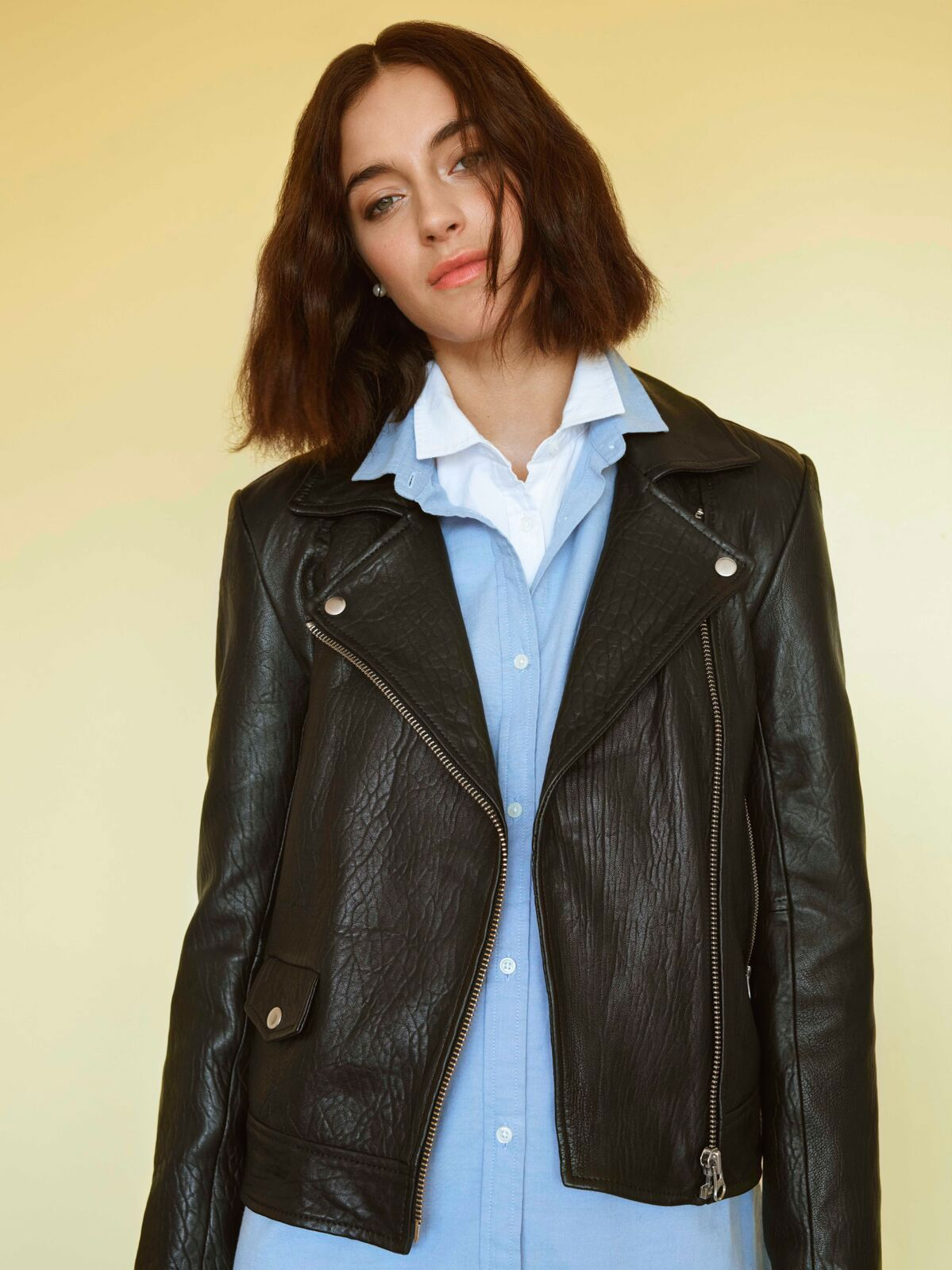 Frank oak expands into women 39 s clothing for fall for Frank and oak shirt
