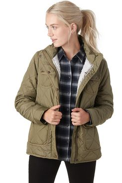 Stoic Quilted Full-Zip Jacket