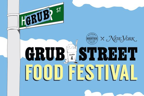Here's Everything You'll Be Able to Eat and Drink at This Sunday's Grub Street Food Festival