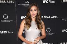 """Elizabeth Olsen attends the """"Liberal Arts"""" New York Screening at Sunshine Landmark on September 10, 2012 in New York City."""