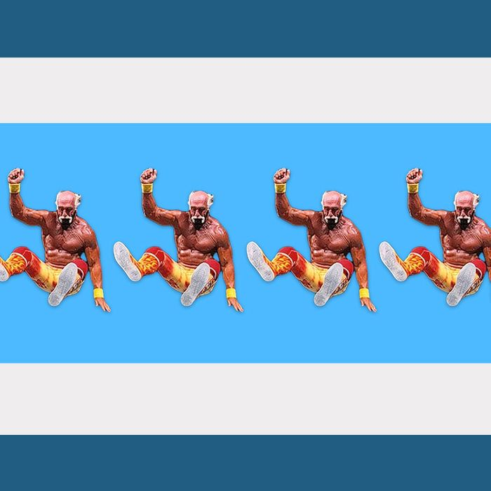 Hulk Hogan Taught Me Never to Make a Bad Joke on Slack Again