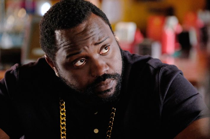 "ATLANTA -- ""Streets On Lock"" -- Episode 102 (Airs Tuesday, September 6, 10:30 pm e/p) Pictured: Brian Tyree Henry as Alfred Miles. CR: Guy D'Alema/FX"
