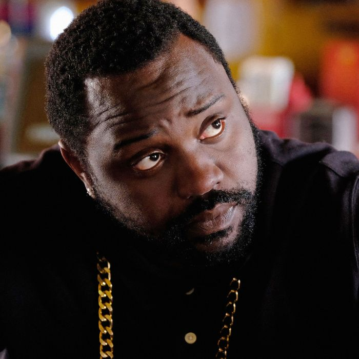 """ATLANTA -- """"Streets On Lock"""" -- Episode 102 (Airs Tuesday, September 6, 10:30 pm e/p) Pictured: Brian Tyree Henry as Alfred Miles. CR: Guy D'Alema/FX"""