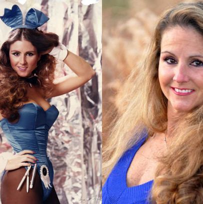 The Original Playboy Bunnies, Then and Now