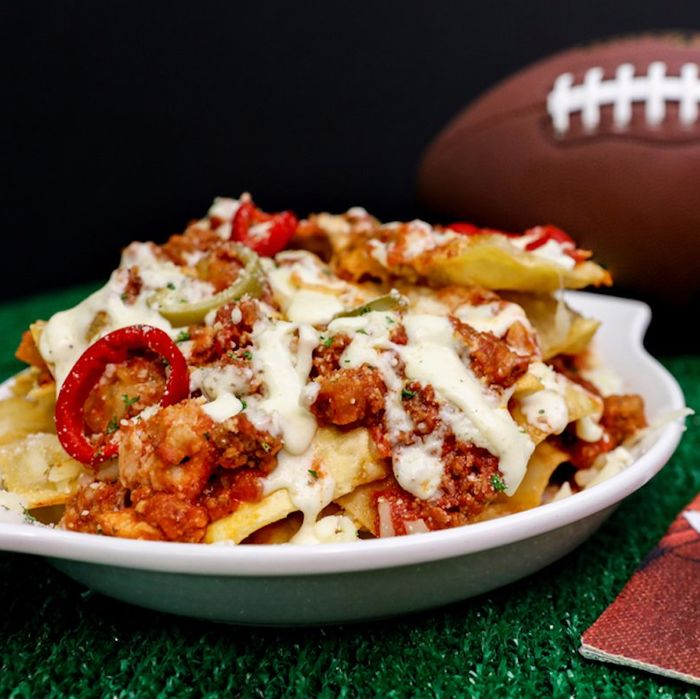olive garden unveils lasagna nachos for the super bowl - Olive Garden On Poplar