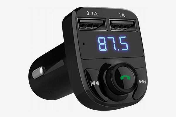 Lihan Handsfree Call Car Charger and Wireless Bluetooth FM Transmitter Radio Receiver