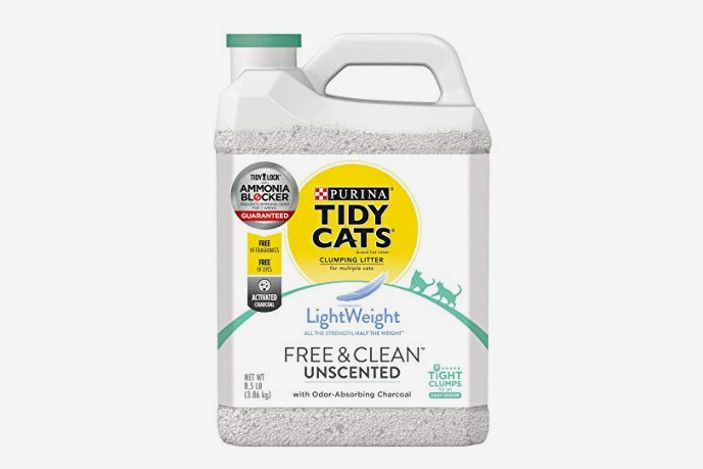 Tidy Cats Lightweight Free & Clean Unscented Clumping Cat Litter