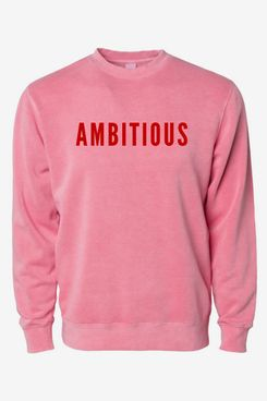 Phenomenally Soft Crewneck Sweatshirt - Ambitious
