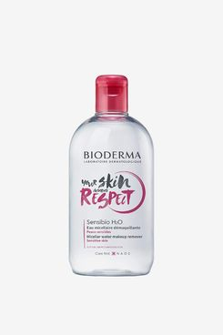 Bioderma Sensibio H2O Soothing Micellar Cleansing Water and Makeup Removing Solution for Sensitive Skin