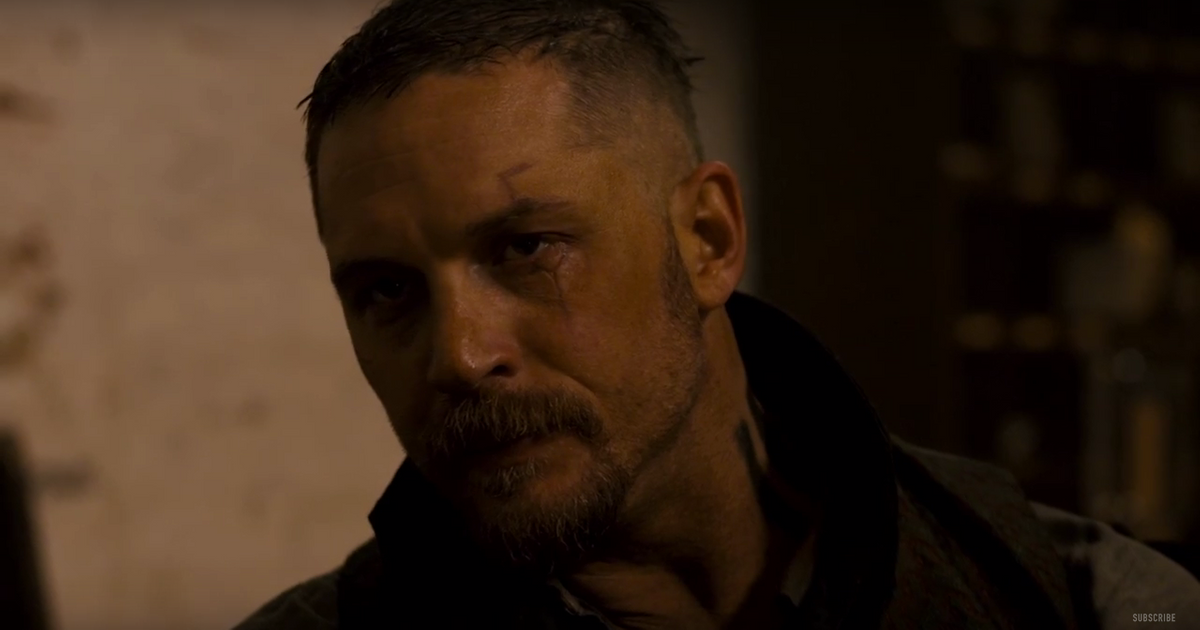 New Taboo Trailer Tom Hardy Got Ridley Scott To Make A Tv Show About 19th Century Shipping Empires And Their Roguish Heirs