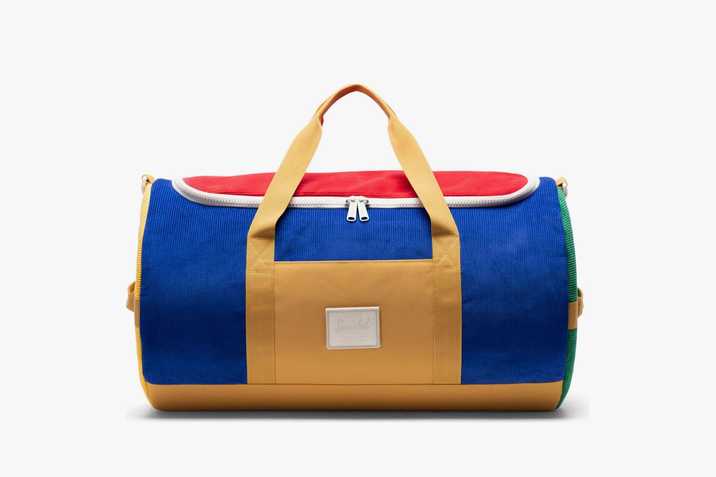 Herschel Supply Co. Sutton Colorblock Duffle Bag
