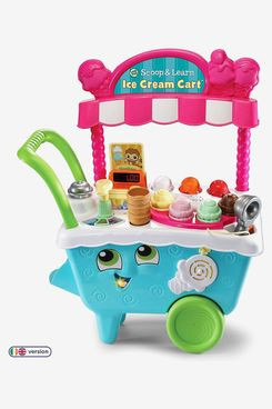 LeapFrog Multicolour Scoop & Learn Ice-Cream Cart