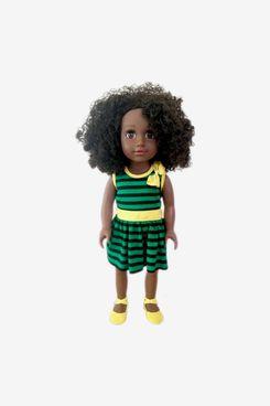 Talking Jamaican Doll