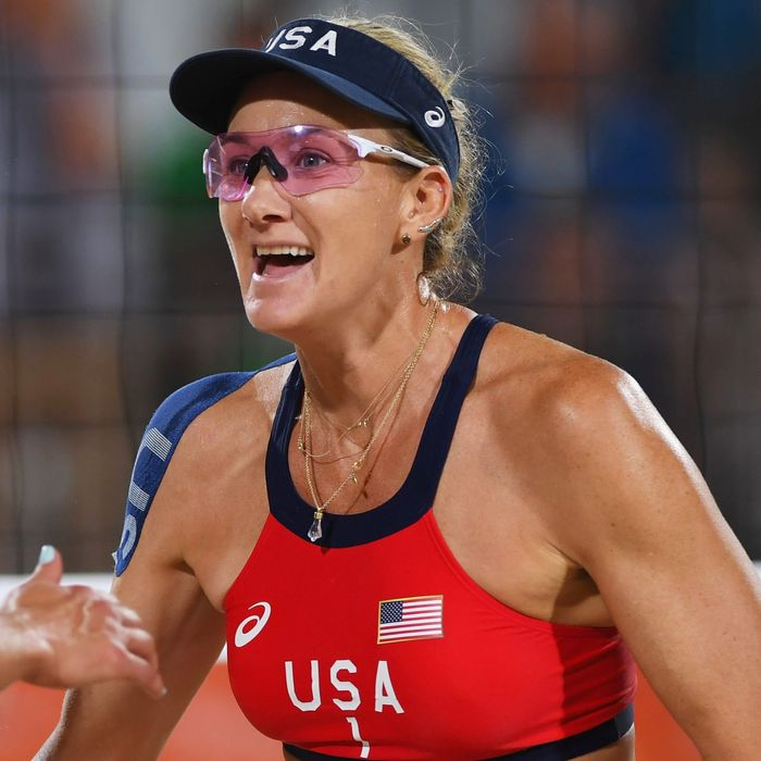 Beach Volleyball - Olympics: Day 1
