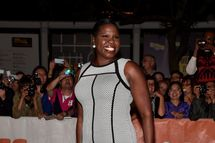 """TORONTO, ON - SEPTEMBER 06:  Actress Leslie Jones attends the """"Top Five"""" premiere during the 2014 Toronto International Film Festival at Princess of Wales Theatre on September 6, 2014 in Toronto, Canada.  (Photo by Alberto E. Rodriguez/Getty Images)"""