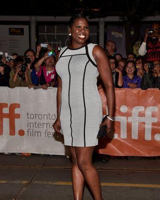 TORONTO, ON - SEPTEMBER 06: Actress Leslie Jones attends the
