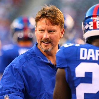 NFL: AUG 22 Preseason - Jaguars at Giants
