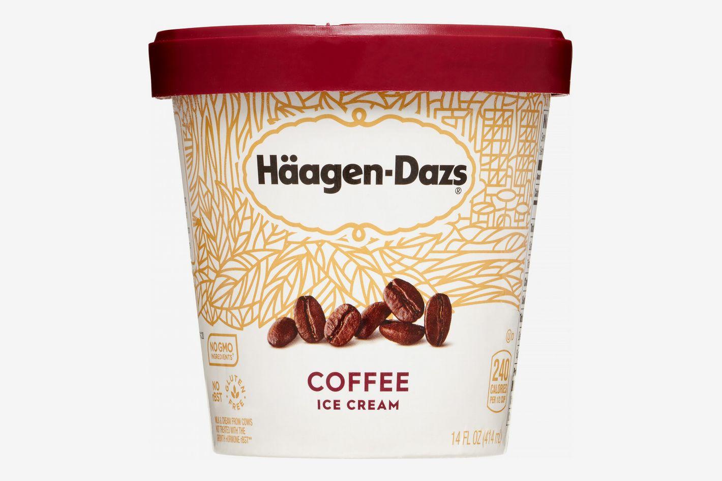 Häagen-Dazs Coffee Ice Cream