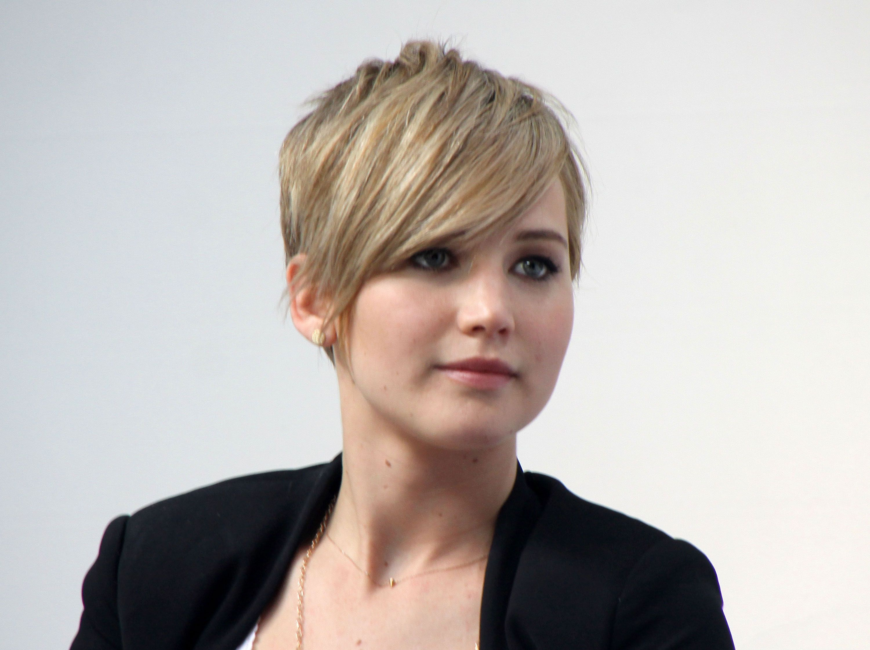 The Reason for J.Law's Pixie Cut Is Simple -- The Cut