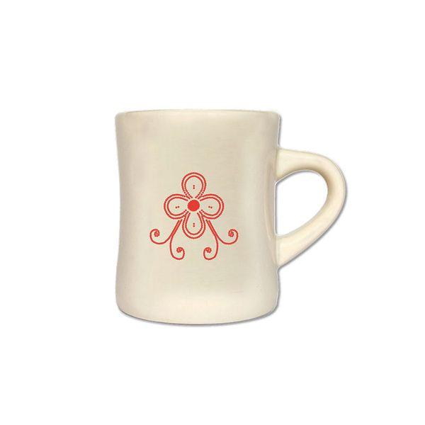 Tom Petty Wildflowers Diner Mug