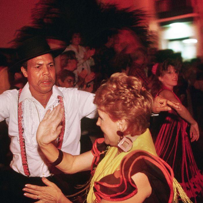 when did latin music burst back on the scene