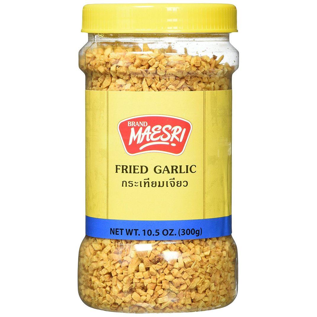 Maesri Fried Garlic