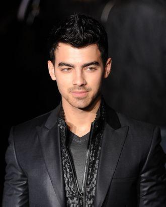 Joe Jonas.