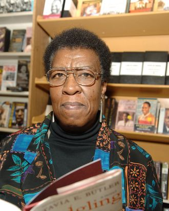 Octavia Butler, queen of goals.