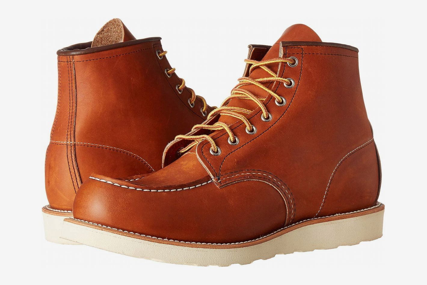 7 Best Work Boots For Men 2018 Red Wing Timberland