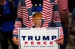 Republican Presidential Candidate Donald Trump Holds Rally In Green Bay, Wisconsin