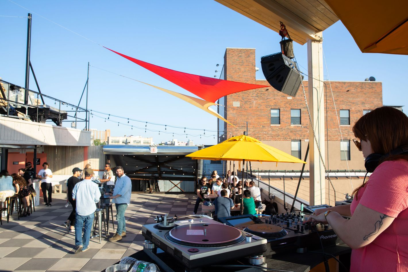 The Rooftop at Elsewhere Opens in NYC