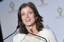 Caroline Kennedy attends Grand Central Terminal 100th Anniversary Celebration at Grand Central Terminal on February 1, 2013 in New York City.