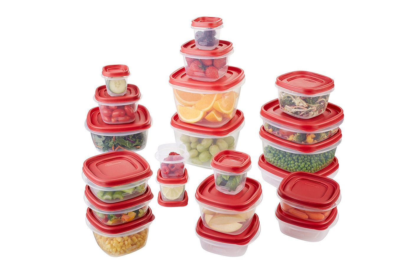 best food storage containers  sc 1 st  NYMag & The Best Food-Storage Containers on Amazon Tupperware