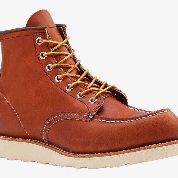 Red Wing Moc-Toe Classic Boots