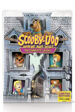 Scooby-Doo, Where Are You!: Limited Edition 50th Anniversary Mystery Mansion (Blu-Ray)
