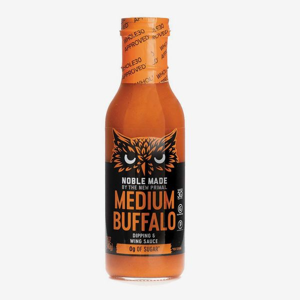 Noble Made by The New Primal Medium Buffalo Sauce