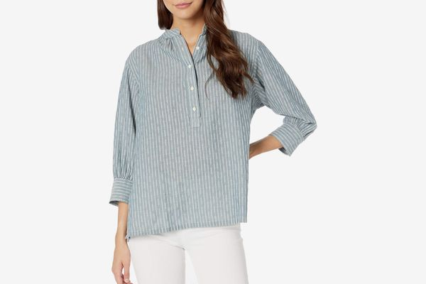 Frye Long Sleeve Pullover Shirt