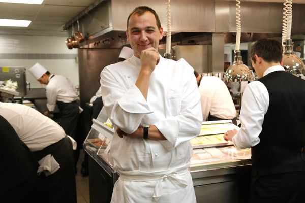 The Eleven Madison Park Team to Open a 'Four Seasons on Steroids'