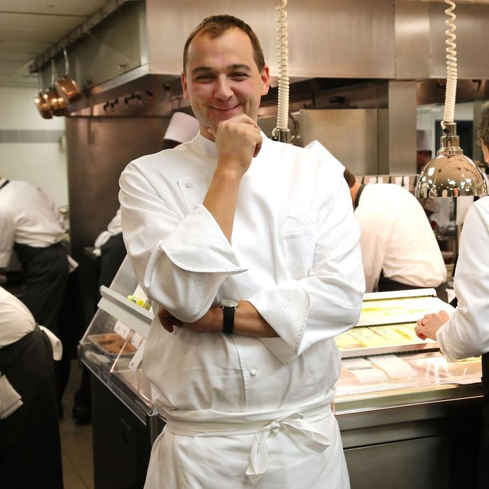 Chef Humm.