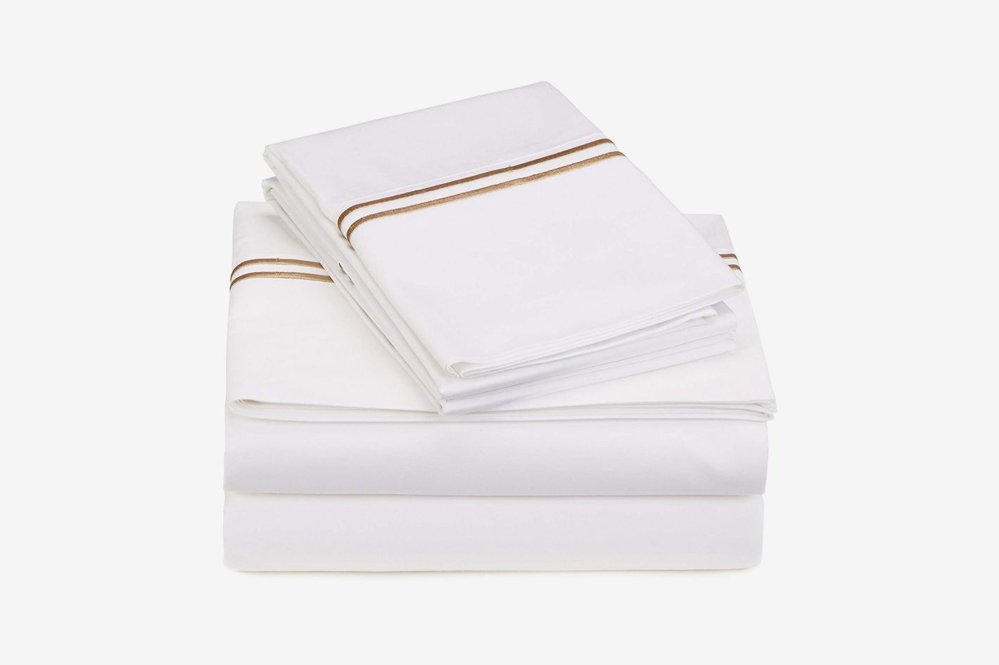 Pinzon 400 Thread Count Egyptian Cotton Sa Hotel Sch Sheet Set