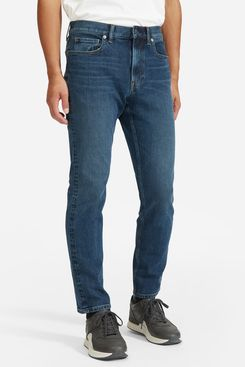 Everlane Men's Slim 4-Way Stretch Organic Jean