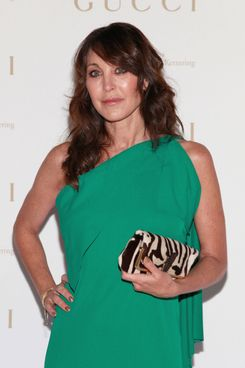 Tamara Mellon attends the Society of Memorial Sloan-Kettering Cancer Center 5th annual Spring Ball at the Metropolitan Museum of Art on April 25, 2012 in New York City.