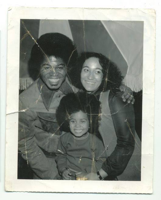 Image Gallery james brown second wife