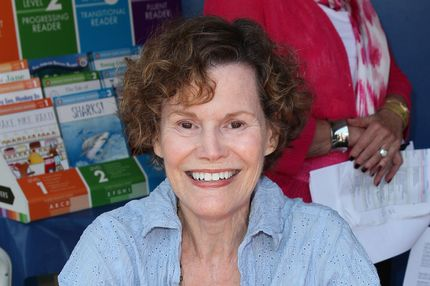 Author Judy Blume attends the 17th Annual Los Angeles Times Festival of Books - Day 2 at USC on April 22, 2012 in Los Angeles, California.