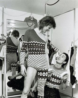 Kansai Yamamoto on Dressing David Bowie as Ziggy Stardust