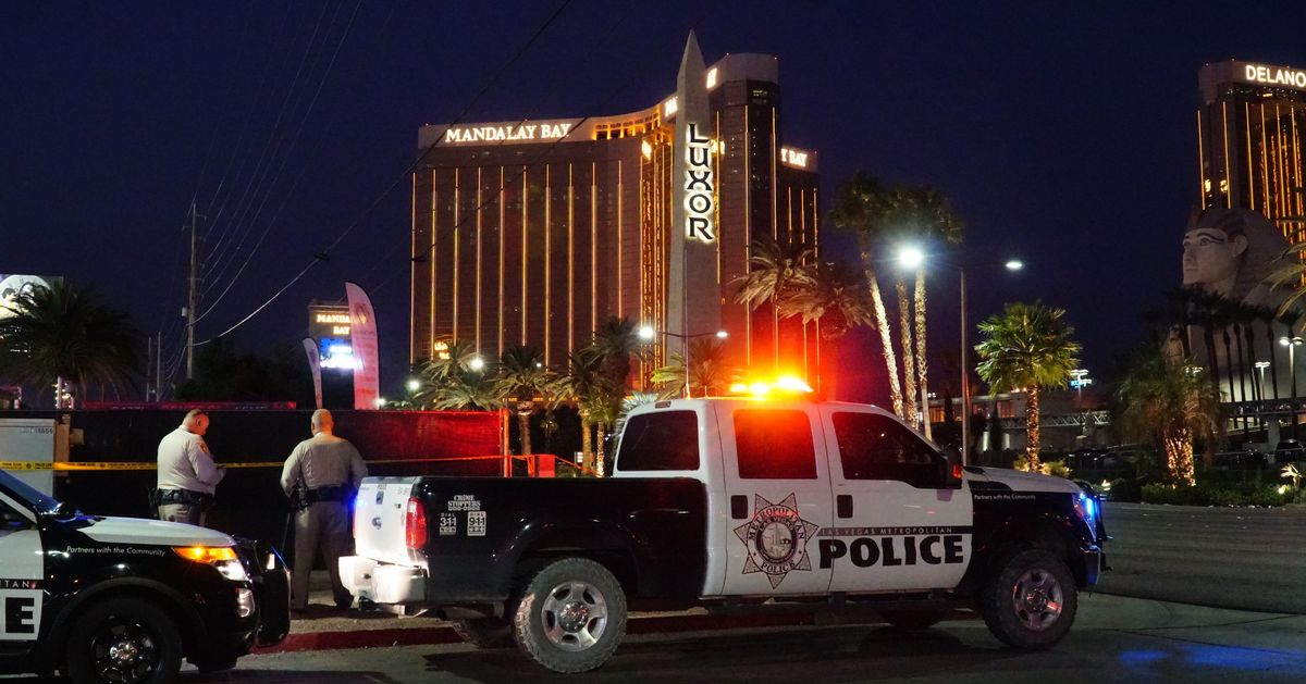 MGM Resorts Disputes New Police Timeline for Las Vegas Shooting