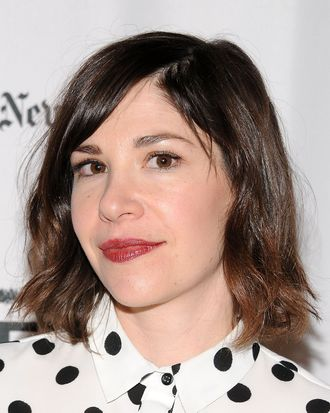 LOS ANGELES, CA - MARCH 27: Carrie Brownstein attends the Film Independent at LACMA Screening + Q&A of