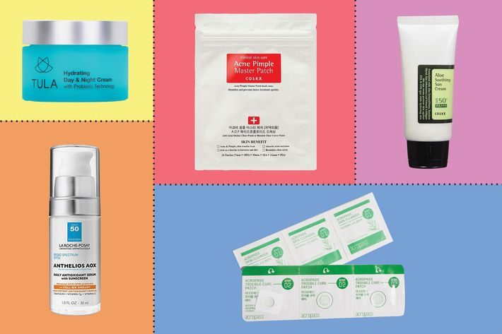 Moisturizer, sunscreen, sheet masks, and more — the Strategist's beauty editor documents the skin-care products she uses.